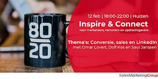 Inspire & Connect |  12 februari