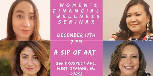 Women's Financial Wellness Seminar
