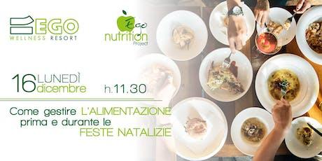 Incontro con la Dott.ssa Biologa Nutrizionista Krizia Casini biglietti