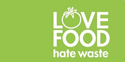 Love Food Hate Waste awareness stall
