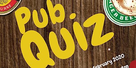 Pub Quiz for Headway tickets