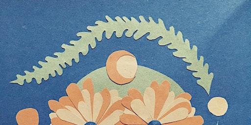 Papercut illustrations at Gosling Sike