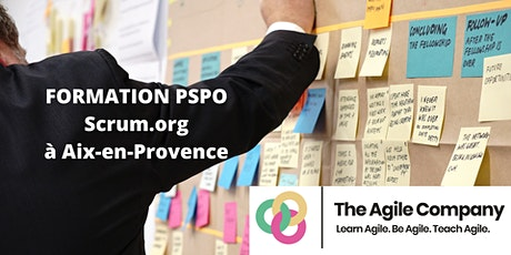 Formation Professional Scrum Product Owner & examen PSPO-I billets