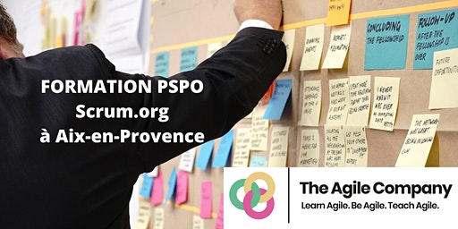 Formation Professional Scrum Product Owner & examen PSPO-I