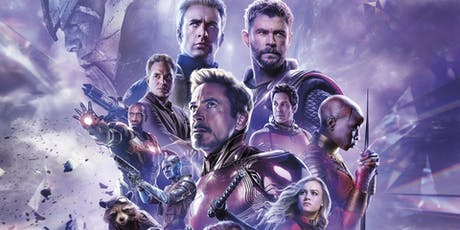 Avengers: End Game (+Mamma's Pizza) tickets