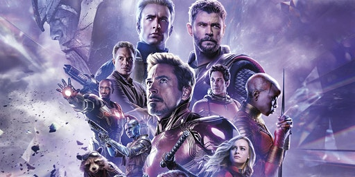 Avengers: End Game (+Mamma's Pizza)