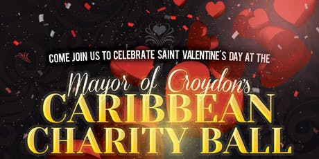 Mayor of Croydon's Caribbean Charity Ball tickets