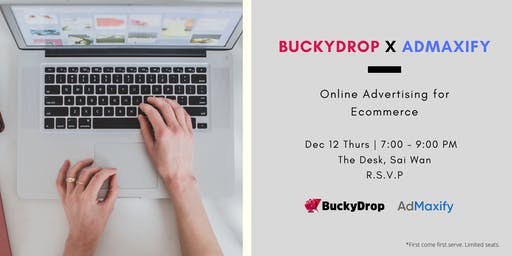 Online Advertising for Ecommerce | Workshop