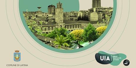 UPPER City Lab n. 1 / Coprogettare lo spazio verde urbano biglietti