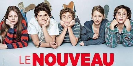 Kids Ciné-club : Le Nouveau tickets