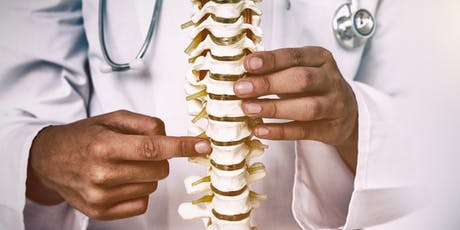 FREE Patient Information Evening 'Back Pain: Conditions, Diagnosis and Treatment' tickets