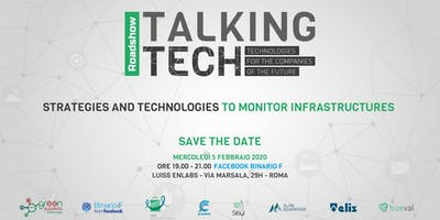 STRATEGIES AND TECHNOLOGIES  TO MONITOR INFRASTRUCTURES
