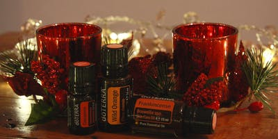 Holiday DIY Gift Making with Essential Oils - Alternate Date