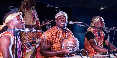 Live Jazz Jam feat. Abass Dodoo (Ginger Baker's percussionist) tickets