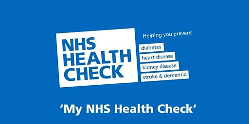 FREE NHS Health Check 20 February 2020