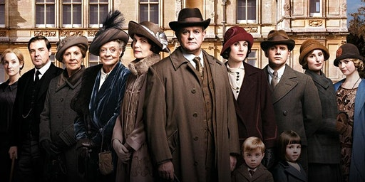Downton Abbey (+ The Pizza Boyz!)