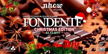 FONDENTE di NATALE @ NHOW MILANO - L'apericioccolato più goloso di sempre biglietti