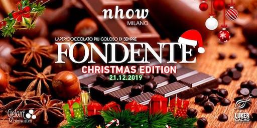 FONDENTE di NATALE @ NHOW MILANO - L'apericioccolato più goloso di sempre