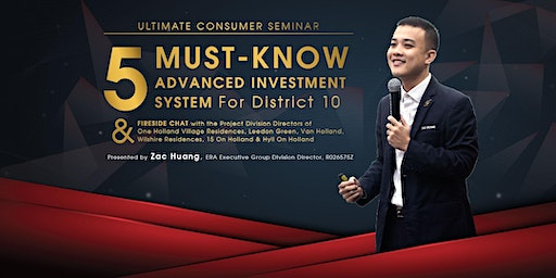 [UCS] 5 MUST-KNOW Advanced Investment System For District 10