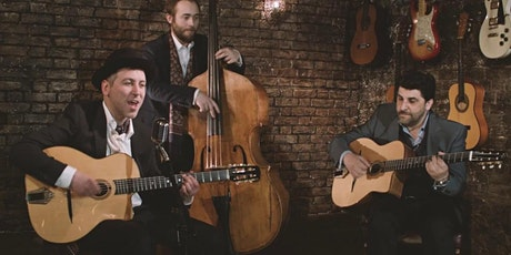 Gypsy Jazz: Trio Manouche tickets