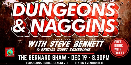 Dungeons & Naggins LIVE tickets