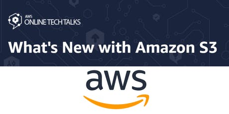 What's New with Amazon S3 Tickets