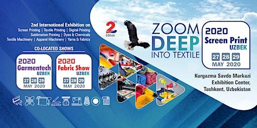 Fabric Show Uzbek 2020