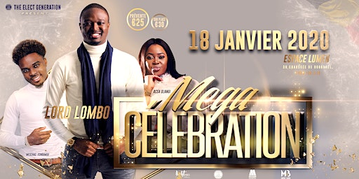MEGA CELEBRATION - LORD LOMBO