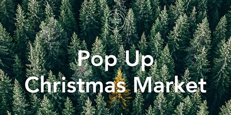 Second Home Pop Up Christmas Market billets