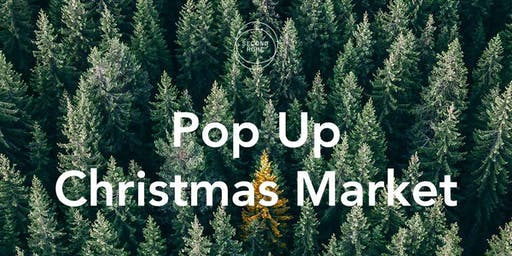 Second Home Pop Up Christmas Market