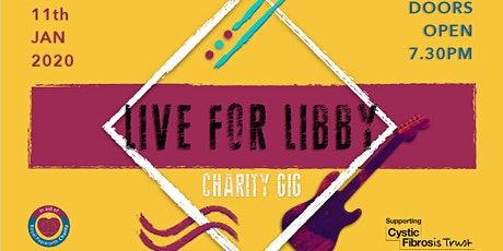 Live For Libby! tickets