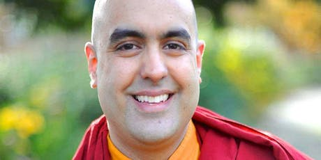 A Guide To  Happiness with Gelong Thubten tickets