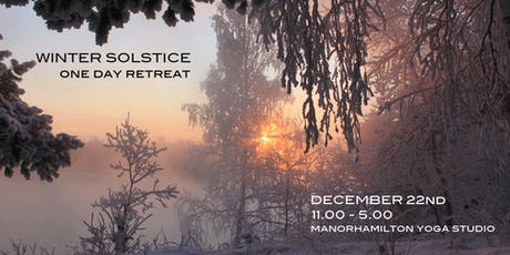 WINTER SOLSTICE - One Day Retreat tickets