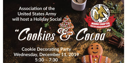 Cookies and Cocoa: Cookie  Decorating Party