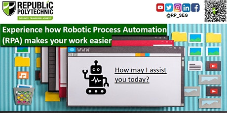 (Workfusion) Robotic Process Automation makes your work easier tickets
