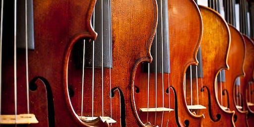 Lancashire Music Service String Day 2020