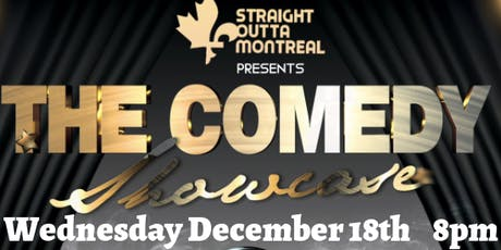 Stand Up Comedy Montreal ( Comedy Showcase ) tickets