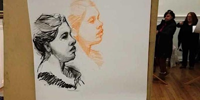 **SOLD OUT**Ladies First: Portraiture with Iona Grey (Beginners)