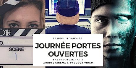 Journée Portes Ouvertes SAE Paris billets