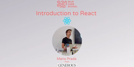 Introduction to React bilhetes