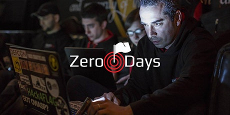 Zero Days CTF 2020 tickets