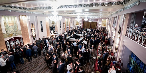 Kosher Food and Wine Experience 2020 - Trade Event