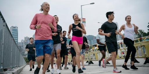[RUN]Hong Kong lululemon Run Club - Fast and Free