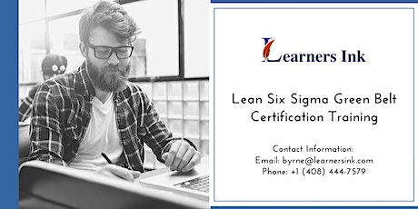 Lean Six Sigma Green Belt Certification Training Course (LSSGB) in Rivière-Rouge tickets