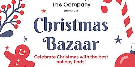 The Company Christmas Bazaar tickets