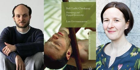 "Book Launch ""Sidi Larbi Cherkaoui"" by Lise Uytterhoeven tickets"