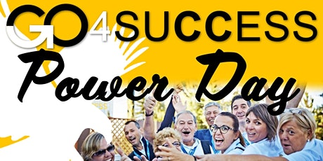 Go4SuCCess Power Day tickets