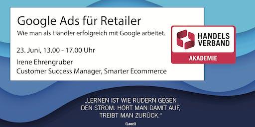 SEMINAR Google Ads für Retailer