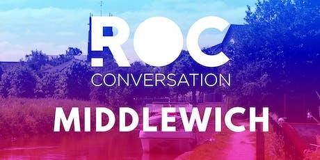 ROC CONVERSATION: MIDDLEWICH tickets