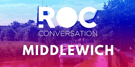 ROC CONVERSATION: MIDDLEWICH tickets